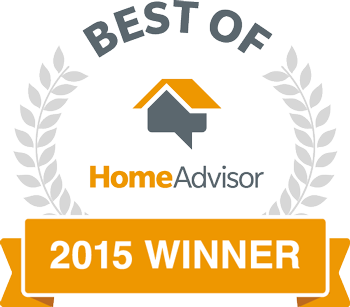 Best of Home Advisor 2015 Winner